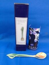 FRANZ PORCELAIN ~ Delightful Teaspoon~ BIRD OF PARADISE SPOON ~ FZ00136 ~ Boxed