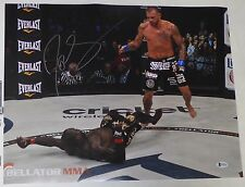 Joe Schilling Signed 16x20 Photo BAS Beckett COA Bellator MMA Picture Auto'd 1
