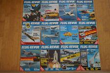 Flugrevue Jahrgang 1982 / vollständig