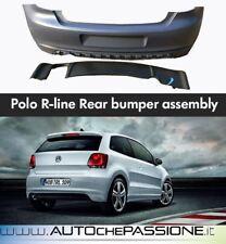 Paraurti posteriori R-line VW Polo 6R 09>17 abs bumper