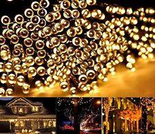 100 LED Supfait solar string lights home,wedding,Xmas,new year Wedding decor