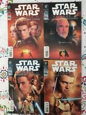 star wars attack of the clones 1-4