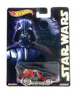 Hot Wheels Pop Culture 1/64 2015 Star Wars Spoiler Sport CFP39