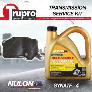 SYNATF Transmission Oil + Filter Service Kit for Honda Civic Hybrid 2003-06
