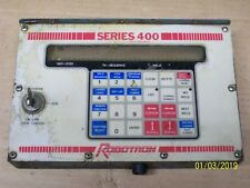 ROBOTRON SERIES 400 with WELDBASIC CONTROL PANEL & KEY