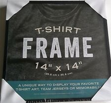 "T-Shirt Frame 14"" x 14"" [Display T-Shirts as Art]"