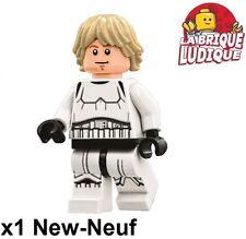 Lego - Figürchen Minifig Star Wars Luke Skywalker Stormtrooper SW777 75159 neu