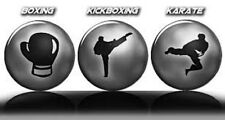 Martial Arts eBook Collection of 11 Kickboxing, Boxing & Karate eBooks on CD