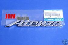 "Genuine Real Japan Made JDM Mazda 6 ""ATENZA"" Emblem"
