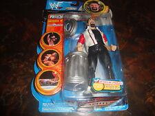 WWF---Wrestlemania XVII---Commissioner Foley---Series-9---2001