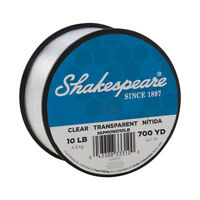 Shakespeare Fishing Line Bulk Spool - CLEAR - All Breaking Strains