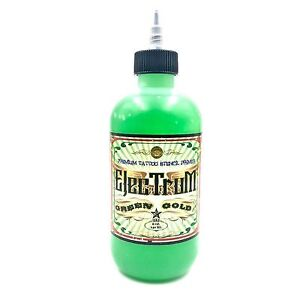 Electrum Tattoo Stencil Primer Solution 8oz Bottle