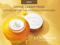L'Occitane IMMORTELLE DIVINE CREAM MASK 65ml Natural Effective Skin Treatment