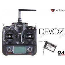 WALKERA DEVO 7 Devention 2.4GHz Transmitter 7CH with RX701 Receiver