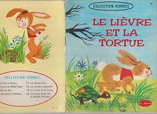 Le lièvre et la tortue J.Lewis