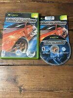Need for Speed: Underground - Original Xbox Game - Complete