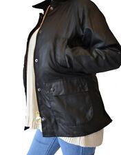 Women's Barbour  Bedale Wax Jacket Black, (BBJK004) MASSIVE REDUCTIONS/SALE!!!!!