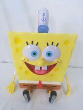 SpongeBob Squarepants Talking Plastic Cookie Jar from Fundamentals
