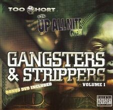 Gangsters & Strippers, Too Short (NEW SEALED CD/DVD)RAP