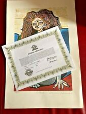 Pablo Picasso Lithographie+COA - Signed Collection Domaine Picasso - 500 ex