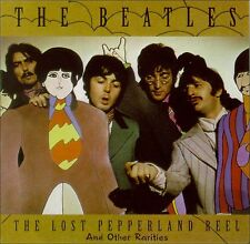 The Beatles Lost Pepperland Reel and Other Rarities CD!   $9.99 Summer Slam Sale