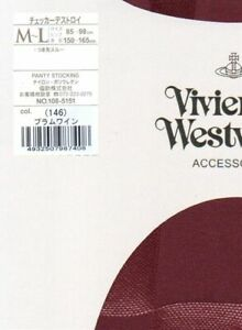 Vivienne Westwood Japan Pantyhose Stocking Tights Size M-L With Tracking FedEx