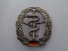 A12-AD10 Barett Abzeichen Bundeswehr   Sanitätstruppe Medical