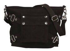 Womens Military Vintage Style One Pocket Canvas Bag Handbag Rothco 8477