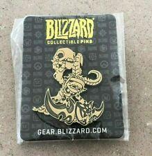 World of Warcraft WoW Blizzard Gold Murkaloc Pin (BlizzCon 2015)