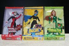 Harley Quinn, Batgirl & Poison Ivy - Vintage Barbie Doll 2003 MATTEL IN BOX
