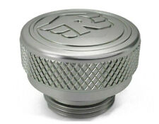 Royal Enfield Twins Interceptor 650 Machined Oil Filler Cap Silver