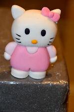 3D Edible Hello Kitty Cake Topper for Birthday