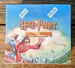 Harry Potter Collectible Card Game - Quidditch Cup Booster Box Sealed
