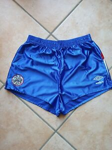 pantaloncino no maglia Ajax vintage Umbro anni 80