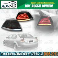 LED Tail Light Fit Holden Commodore VE Sedan SV6 SS-V Series 1&2 W/ Sequential