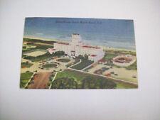 OCEAN FOREST HOTEL, MYRTLE BEACH, S.C. 1957 POSTCARD
