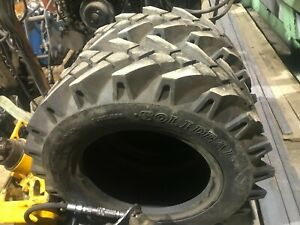 GENUINE JCB DUMPER SOLIDEAL 10.5-18 TYRES NEW AND UNUSED