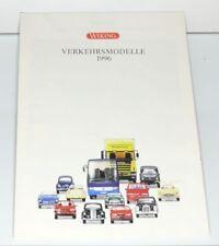 Wiking Folleto Verkehrsmodelle 1996