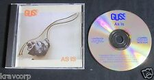 GUSS 'AS IS' 1997 PROMO CD