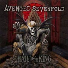 AVENGED SEVENFOLD - HAIL TO THE KING 2 VINYL LP NEU