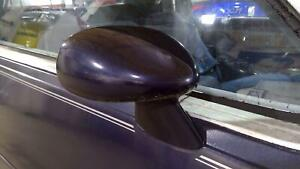 82-87 Buick Regal Right Passenger Power Door Mirror (Blue) G-Body