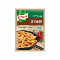 Knorr Gyro Seasoning Przyprawa do Gyrosa 23g Bag (3-Pack) Free Shipping