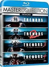 Blu Ray TREMORS - La Quadrilogia Completa - (Box 4 Dischi) ......NUOVO