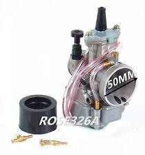 PWK32 Koso Racing Flat Side Carburetor For KX80 KX100 KX125 RM65 RM80 RM85