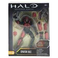 "HALO UNIVERSE SERIES SPARTAN VALE 6"" BUILD A FIGURE ACTION FIGURE 100% Brand New"