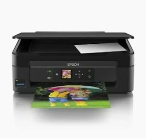 Epson Xp-342 Printer With Full Inks