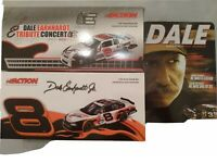 Set of 2 Dale Earnhardt 1:24 Scale Stock Car and DVD special edition.
