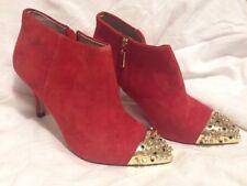 Zara High Heel (3 in. and Up) Heel Suede Shoes for Women
