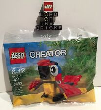 LEGO Creator Parrot 30472 Polybag New Sealed Discontinued!