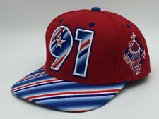 Vintage Nba All-Star Weekend 1991 Snapback Trucker Hat Cap Mitchell And Ness 90s